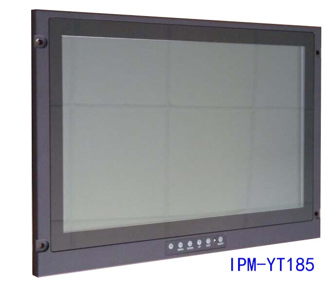 18.5工业触摸显示器18.5 Industry Touch Monitor IPM-YT185